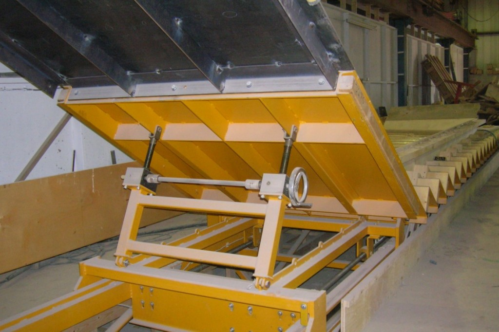 Automatic Stair Mould