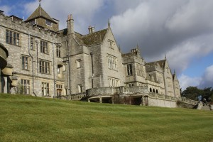 Window Surrounds and Balustrading at Bovey Castle