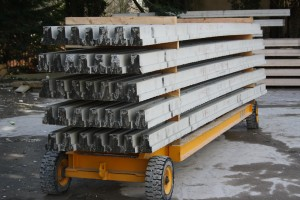 Mexboro floor beams