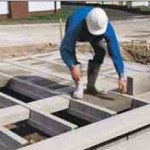 beam and block precast flooring system